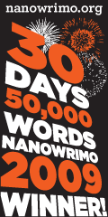 NaNoWriMo 09