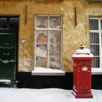 Een moedige brievenbus