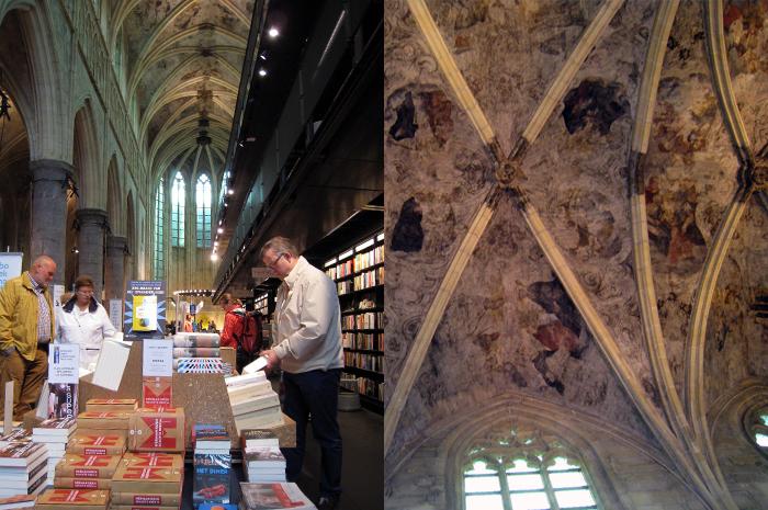 Boekenwinkel Dominicanenkerk Maastricht