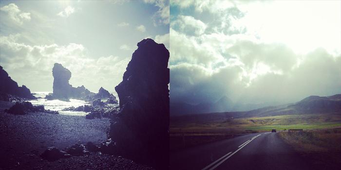 IJsland elfjeskerk en epic roadtrip