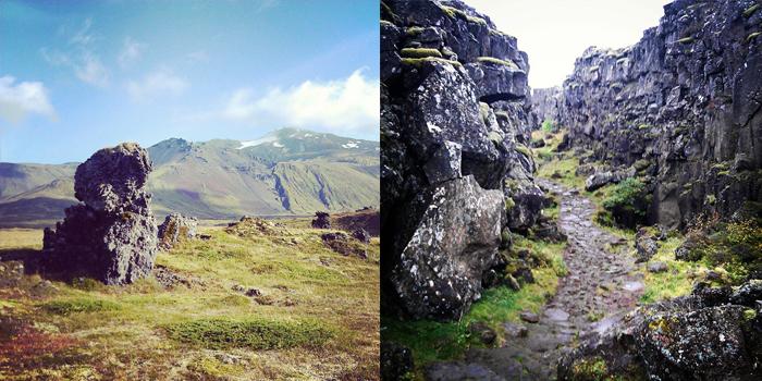 IJsland baby trol en the vale