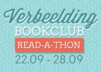Verbeelding Bookclub Read-a-thon bannertje
