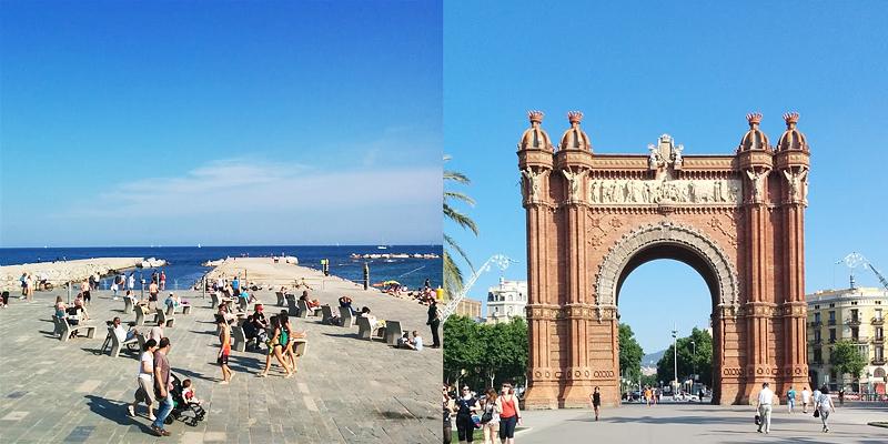 Toerist - Barcelona
