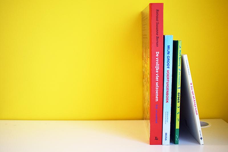 De favoriete boeken van Het Meneertje